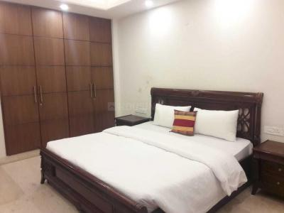 Gallery Cover Image of 450 Sq.ft 1 RK Independent Floor for rent in Lajpat Nagar for 25000
