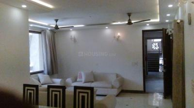 Gallery Cover Image of 2200 Sq.ft 3 BHK Apartment for rent in CGHS NPSC Apartment, Sector 2 Dwarka for 30000