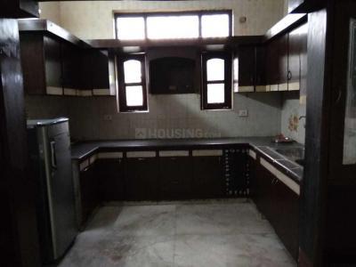 Kitchen Image of Sharing Walls PG in Mukherjee Nagar