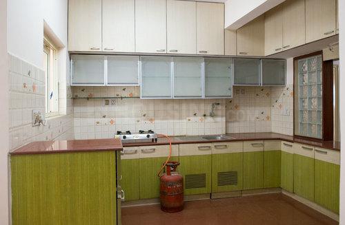 Kitchen Image of Keerthana Kings Bliss in Munnekollal