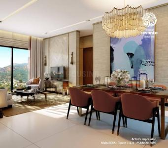 Gallery Cover Image of 771 Sq.ft 1 BHK Apartment for buy in Mulund West for 11000000