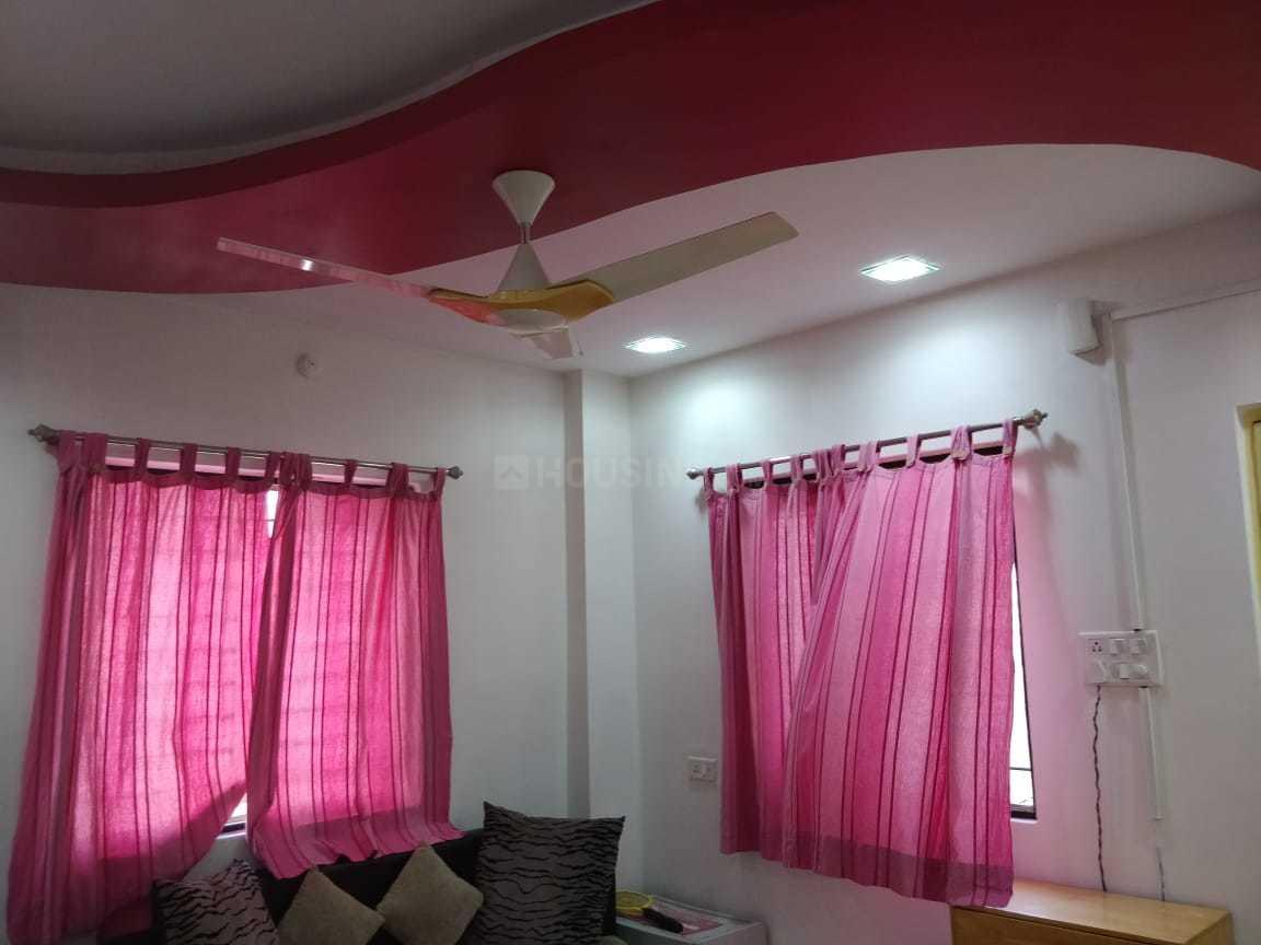 Living Room Image of 1490 Sq.ft 3 BHK Apartment for rent in Janapriya Township, Mallapur for 32000