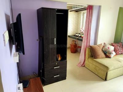 Gallery Cover Image of 525 Sq.ft 1 BHK Apartment for rent in Diamond Isle 2, Goregaon East for 15000