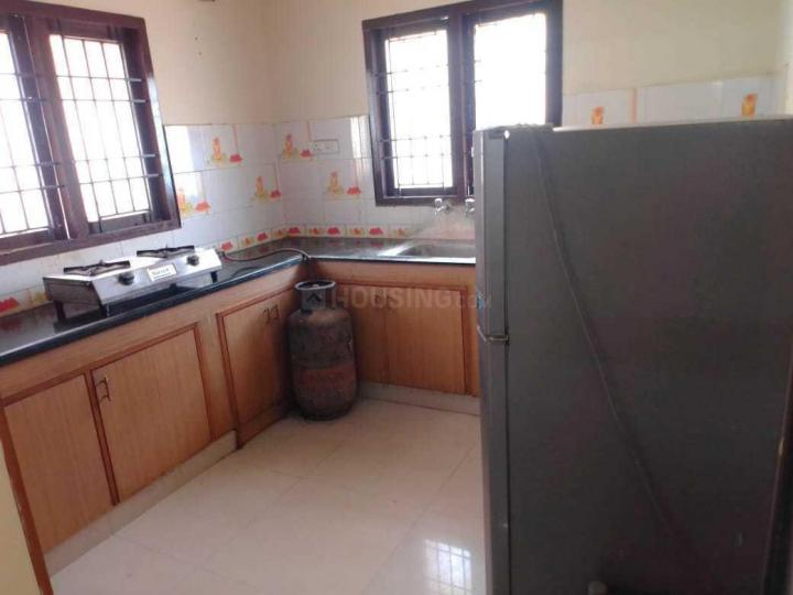 Kitchen Image of Ashok Manor in Chromepet