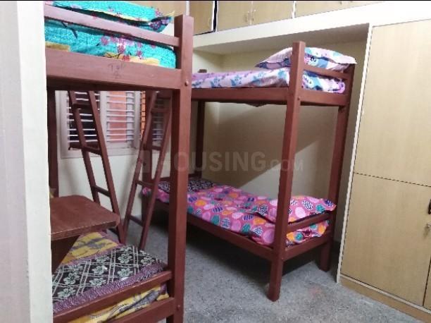 Bedroom Image of Sai Nilayam PG For Girls in Jayanagar