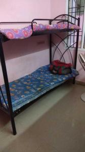 Bedroom Image of Dhanam Ladies Hostel in Anna Nagar