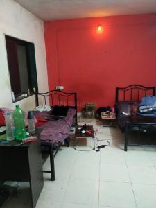 Gallery Cover Image of 375 Sq.ft 1 RK Independent Floor for rent in Dhanori for 7000