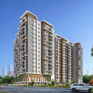 Gallery Cover Image of 1582 Sq.ft 3 BHK Apartment for buy in Tellapur for 5500000