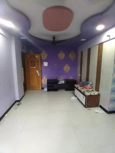 Gallery Cover Image of 600 Sq.ft 1 BHK Apartment for rent in Sayali CHS Ltd, Airoli for 18000