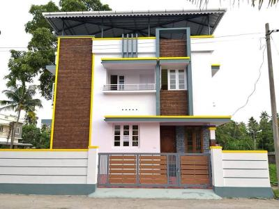 Gallery Cover Image of 1200 Sq.ft 2 BHK Independent House for buy in Budigere Cross for 6000000