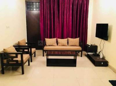 Gallery Cover Image of 450 Sq.ft 1 BHK Independent Floor for rent in Sushant Lok I for 24000