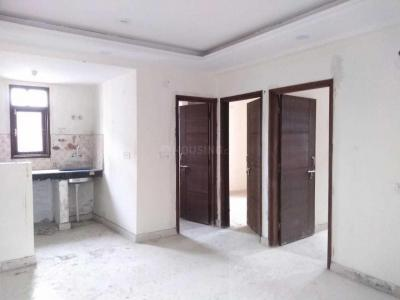 Gallery Cover Image of 900 Sq.ft 3 BHK Independent Floor for buy in Khanpur for 4300000