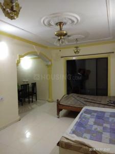 Gallery Cover Image of 1250 Sq.ft 3 BHK Apartment for rent in Kalas for 25000