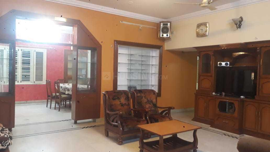 Living Room Image of 2400 Sq.ft 2 BHK Independent House for rent in Koramangala for 35000