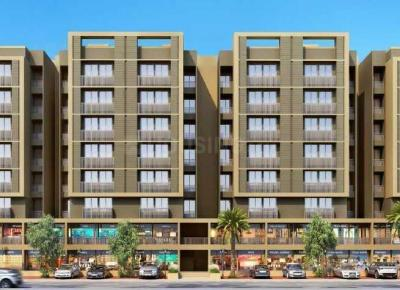 Gallery Cover Image of 1440 Sq.ft 3 BHK Apartment for buy in Sun Southrayz, Bopal for 4700000