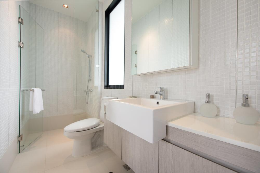 Bathroom Image of 450 Sq.ft 1 RK Apartment for buy in Chembur for 8000000
