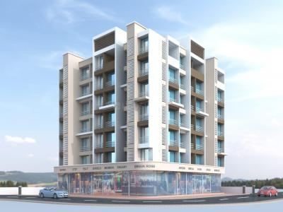 Gallery Cover Image of 430 Sq.ft 1 RK Apartment for buy in Dronagiri for 2000000