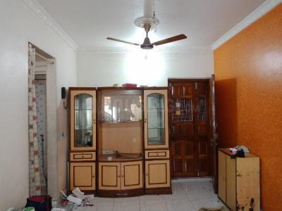 Gallery Cover Image of 680 Sq.ft 1 BHK Apartment for rent in Seawoods for 23000