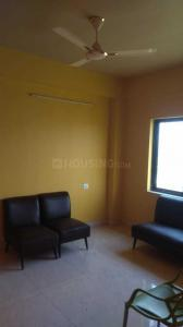 Gallery Cover Image of 1350 Sq.ft 3 BHK Apartment for rent in New Town Society, New Town for 15000