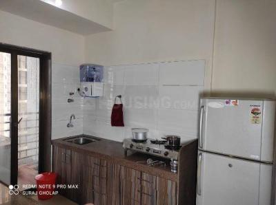 Kitchen Image of Mumbai PG in Kandivali East