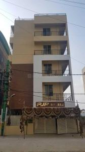 Gallery Cover Image of 1200 Sq.ft 1 BHK Apartment for rent in Horamavu for 16000