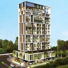 Gallery Cover Image of 2400 Sq.ft 3 BHK Apartment for buy in Greenscape The Residence, Seawoods for 33000000