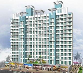 Gallery Cover Image of 1150 Sq.ft 1 BHK Apartment for rent in Belapur CBD for 20000