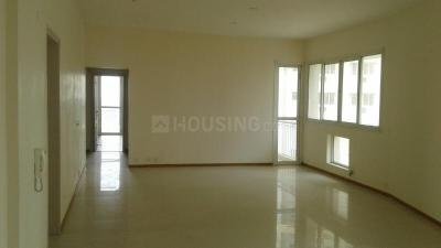Gallery Cover Image of 1761 Sq.ft 3 BHK Apartment for rent in Unitech Universal Heights, New Town for 21000