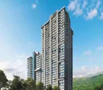 Gallery Cover Image of 735 Sq.ft 2 BHK Apartment for buy in Ashar Maple, Mulund West for 9700000