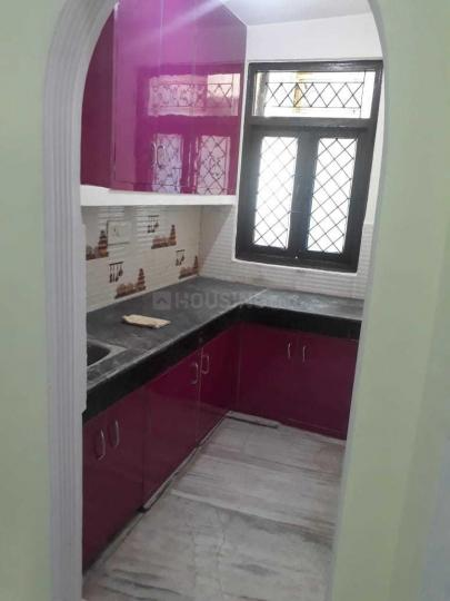 Kitchen Image of 870 Sq.ft 2 BHK Independent Floor for rent in Thane West for 31000