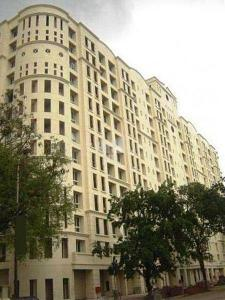 Gallery Cover Image of 750 Sq.ft 1 BHK Apartment for rent in KenoraLtd, Hiranandani Estate for 23500