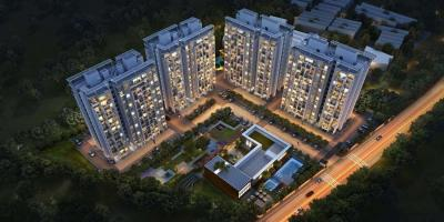 Gallery Cover Image of 635 Sq.ft 1 BHK Apartment for buy in Baner for 3925000