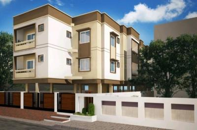 Gallery Cover Image of 1040 Sq.ft 2 BHK Apartment for buy in Velachery for 6760000
