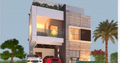 Gallery Cover Image of 2235 Sq.ft 3 BHK Independent House for buy in Indresham for 11398500
