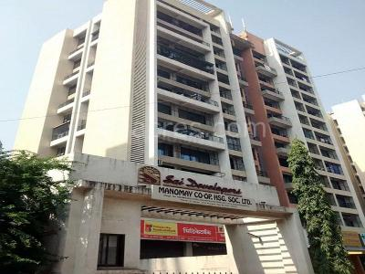 Gallery Cover Image of 1650 Sq.ft 3 BHK Apartment for buy in Manomay CHS, Kharghar for 13000000