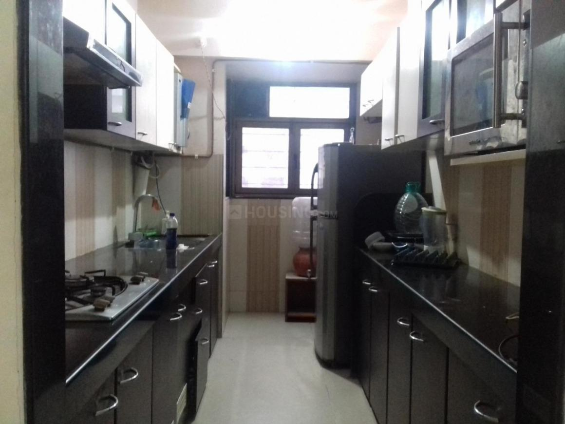Kitchen Image of 795 Sq.ft 2 BHK Apartment for rent in Wadala East for 54000