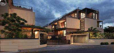 Gallery Cover Image of 5760 Sq.ft 4 BHK Independent House for buy in Chharodi for 31500000