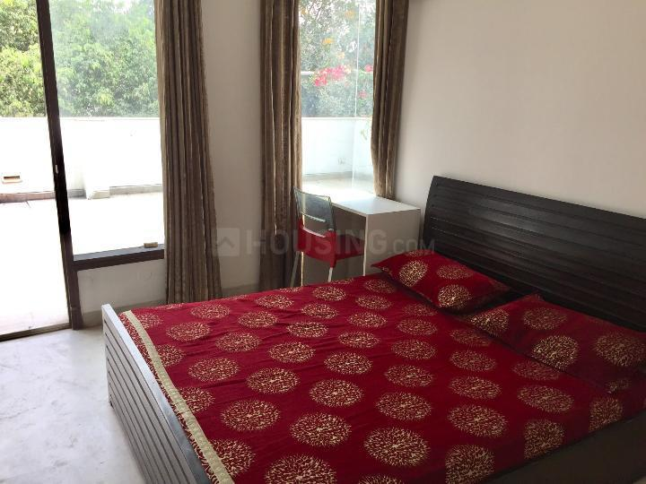Bedroom Image of 1000 Sq.ft 2 BHK Apartment for rent in Sector 54 for 21000