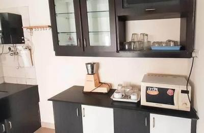 Kitchen Image of Pride Green Fields Flat No-202 in Pimple Nilakh