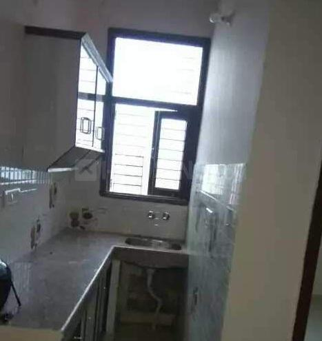 Kitchen Image of 400 Sq.ft 2 BHK Independent Floor for buy in Shastri Nagar for 1699999