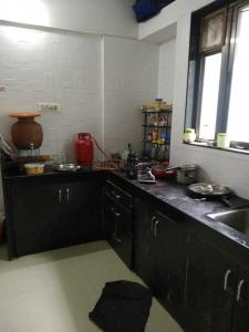 Kitchen Image of Guru Charan PG in Baner