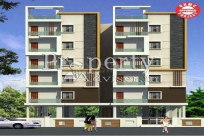 Gallery Cover Image of 1385 Sq.ft 2 BHK Apartment for buy in Kohinoor Grandeur, Gopanapalli for 8117500