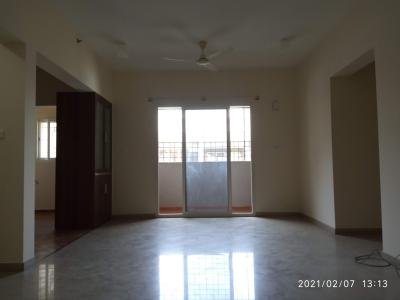 Gallery Cover Image of 1500 Sq.ft 3 BHK Apartment for rent in Sobha Garrison, Nagasandra for 25000