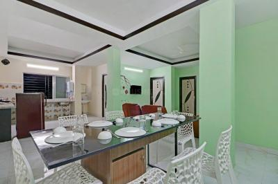 Dining Area Image of Oyo Life Kol1168 Mukundapur in Mukundapur