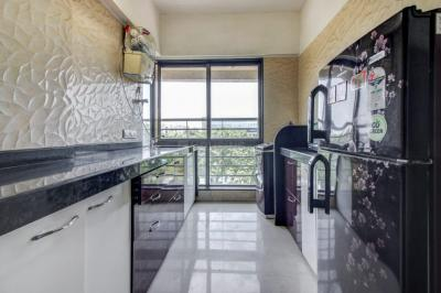 Kitchen Image of 2 Bhk Flat in Andheri East