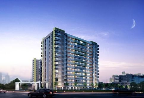 Building Image of 1675 Sq.ft 3 BHK Apartment for buy in Nayandahalli for 12000000