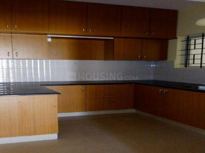 Gallery Cover Image of 1240 Sq.ft 3 BHK Apartment for rent in Mahaveer Galaxy by Mahaveer Group, Sunkalpalya for 15000