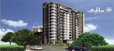 Gallery Cover Image of 1025 Sq.ft 3 BHK Apartment for rent in Heritage Tirandaz Subha Niketan CHS Ltd, Powai for 50000