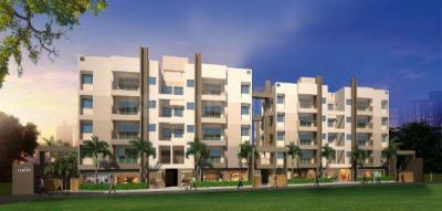 Gallery Cover Image of 960 Sq.ft 2 BHK Apartment for buy in Webstar Serene, Dhakuria for 4560000