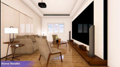 Gallery Cover Image of 1502 Sq.ft 3 BHK Apartment for buy in Krithika Sheshadris Silver Oak, Uppal for 4800000